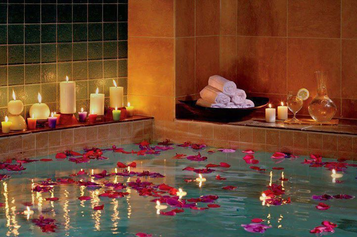 Image result for grounding bath rose petals
