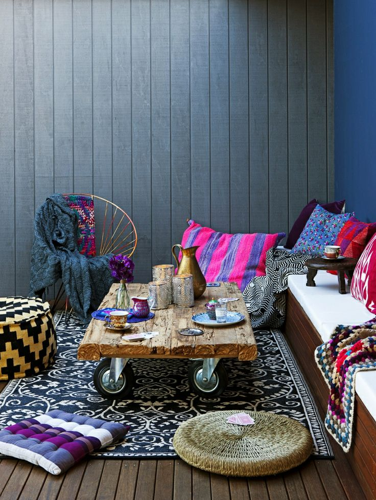 Bohemian Chic Modern Decor | Feng Shui Interior Design ... on Boho Modern Decor  id=80681