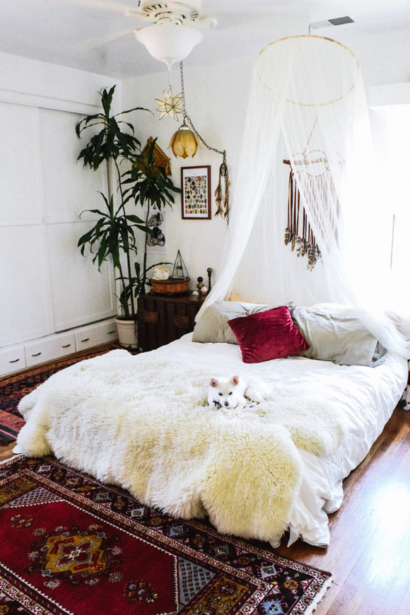 Boho Feng Shui Bedrooms | The Tao of Dana on Boho Bedroom  id=81059