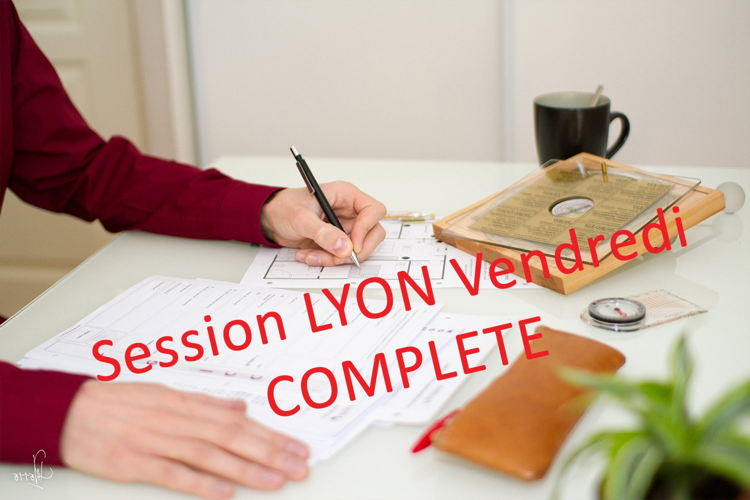 Session Vendredis - Formation Initiation Feng Shui LYON