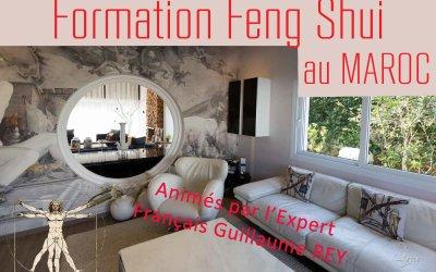 24, 25 et 26 mai 2018 Formation Feng Shui au MAROC