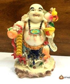Travel Luck Laughing Buddha