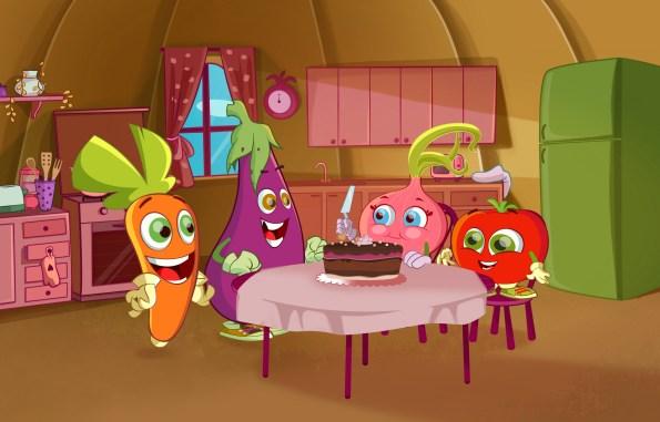 Carotina Super Bip e i suoi amici