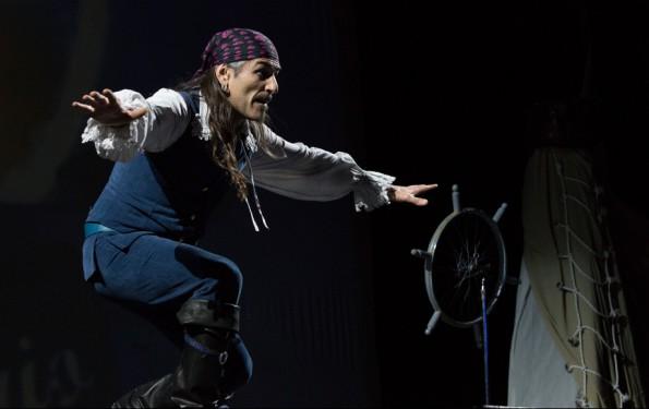 Capitan Calamaio al TEATRO SISTINA!