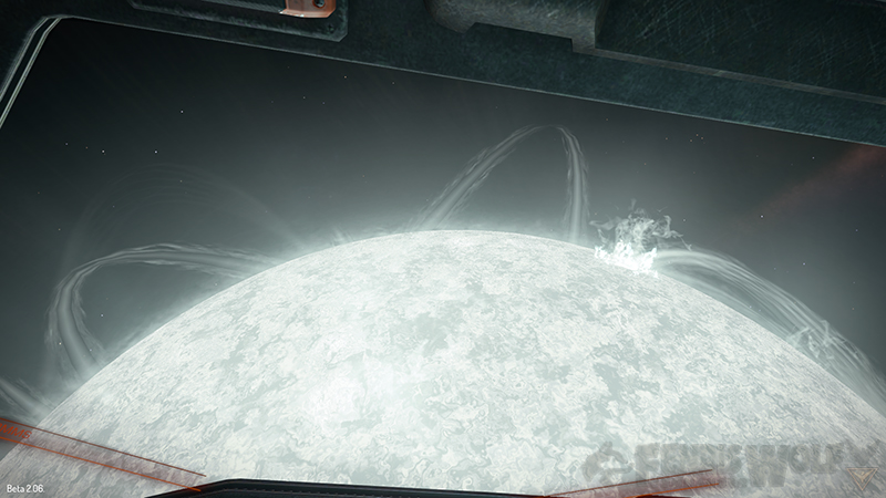 Solar Flare #01
