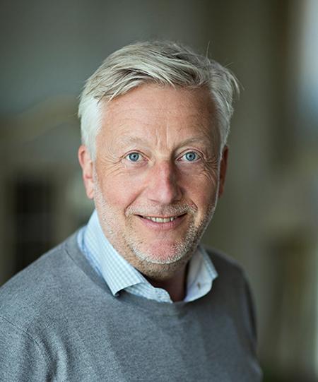 Professor Arne Asturp