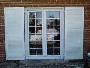 Basisrahmen Fensterladen BR 08