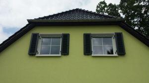 Basisrahmen Fensterladen BR 18