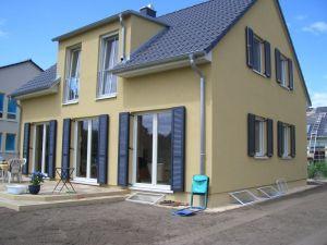 Grundrahmen Fensterladen GR 08