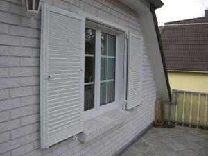 Zargenladen Fensterladen ZL 02