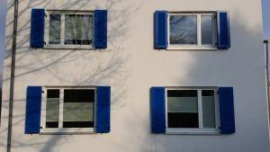 Basisrahmen Fensterladen BR 28