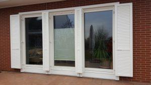 Basisrahmen Fensterladen BR 36