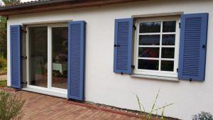 Basisrahmen Fensterladen BR 40