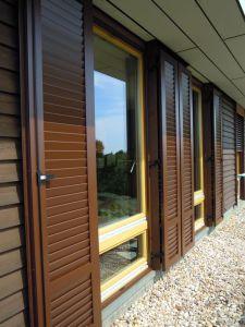 Basisrahmen Fensterladen BR 42