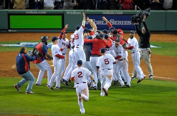 2014 Red Sox Opening Day Roster Set