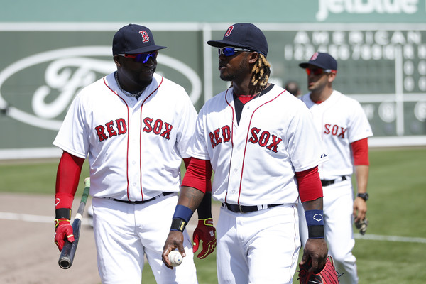 2015 Red Sox Opening Day Roster Set