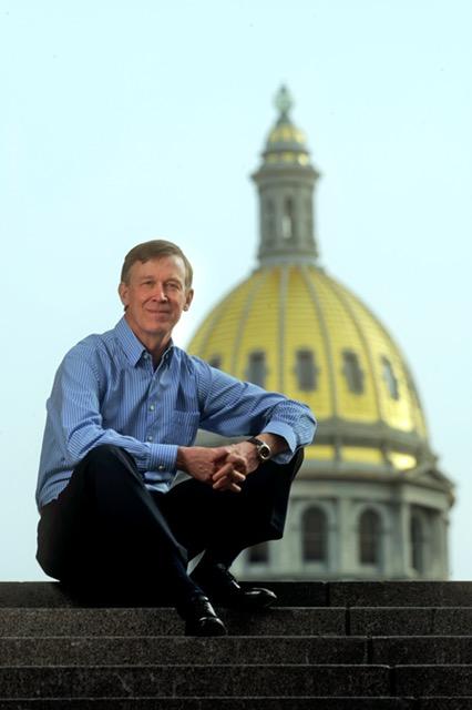 The Honorable John Hickenlooper - Governor of Colorado