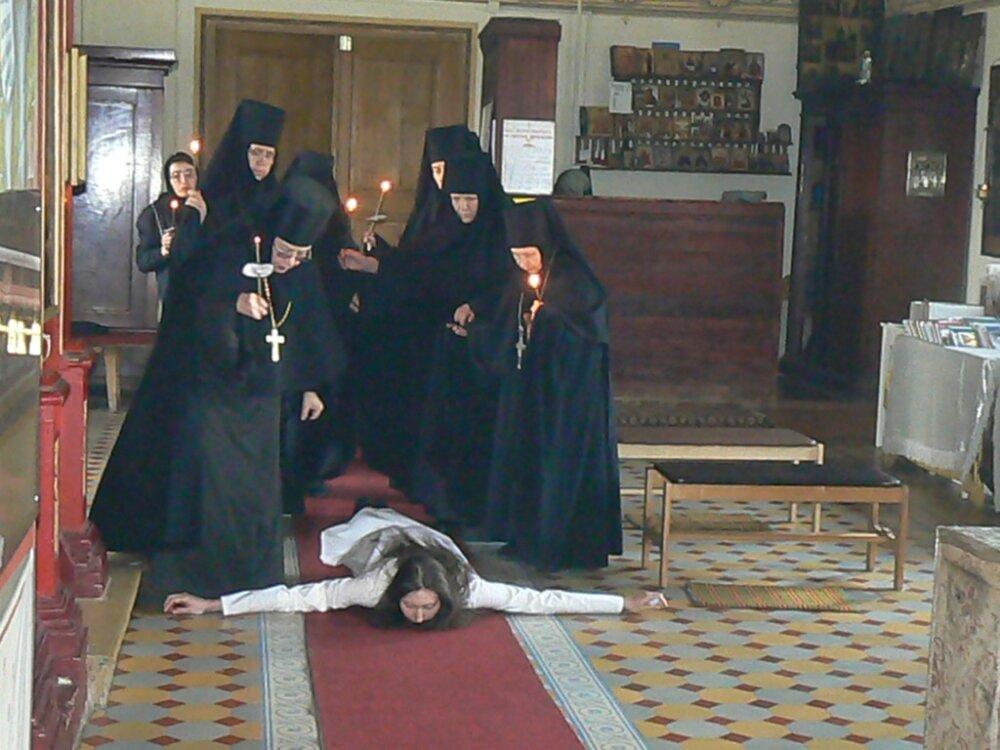 Militem Christi . Монашеский постриг