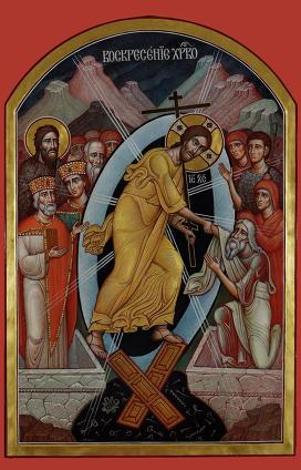 Светлая Воскресения проповедь