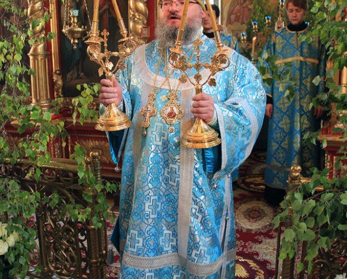 """Празднование """"Ломовской"""" иконе Богородицы"""