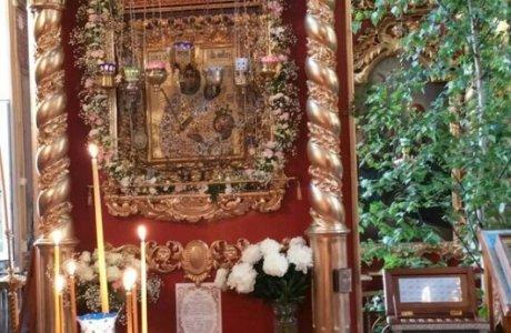"""Празднование в честь чудотворной иконы """"Ломовская"""""""