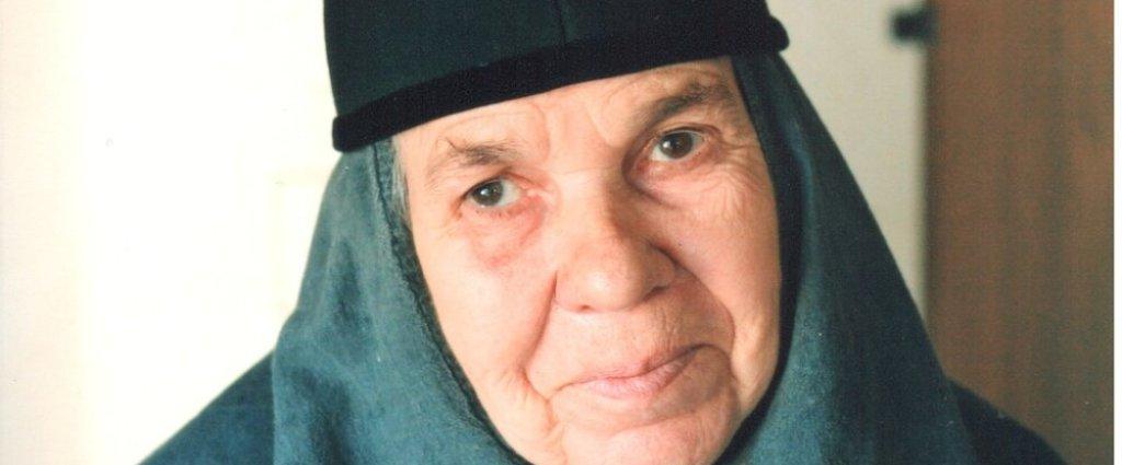 Монахиня Михаила (Шутикова Ольга Федоровна, 20.04.1929 - 27.05.2016)