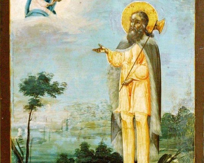 Небесный покровитель земли Калужской