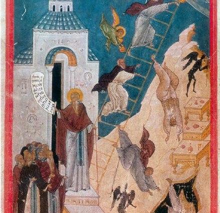4 Неделя Великого поста преподобного Иоанна Лествичника