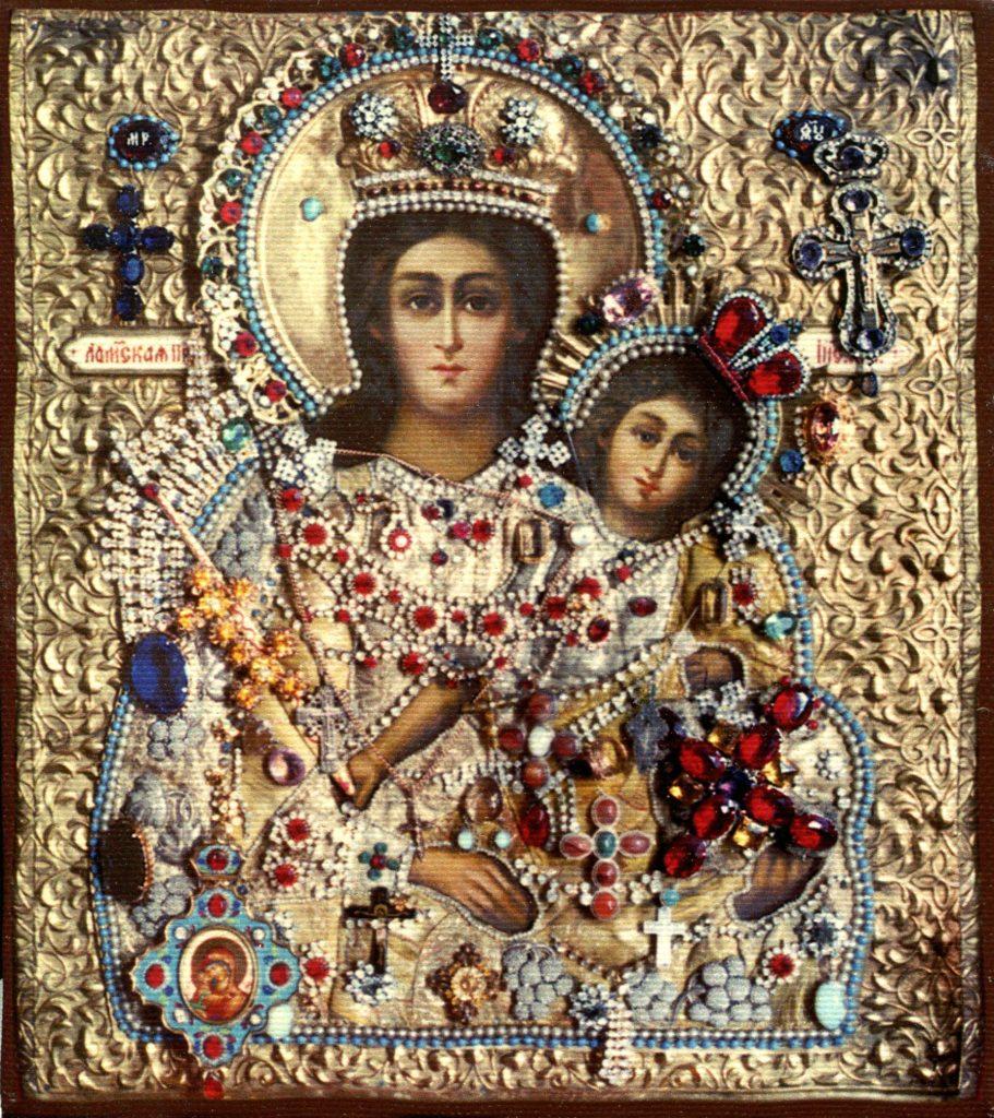 Чудотворный образ Божией Матери «Ломовская»