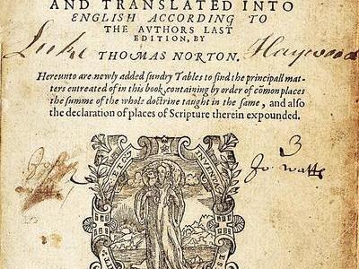 Реформатство. Англиканство. Дробление протестантизма.