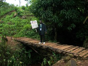 FEPCIG people are begging for support in order to construct this bridge that links two big quarters in Njinikejem - Belo where FEPCIG is based. Please support us. Thanks.