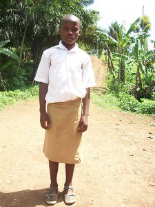KUO TILDA KFUSALU: needs to be supported in school so that she can become an ACCOUNTANT.