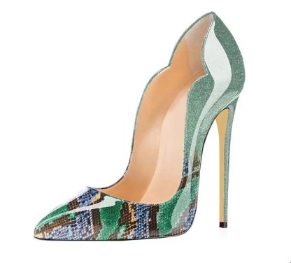 The Ferago Celine Pumps 4