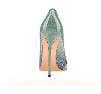 The Ferago Celine Pumps 6