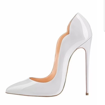 The Ferago Celine Pumps New 16