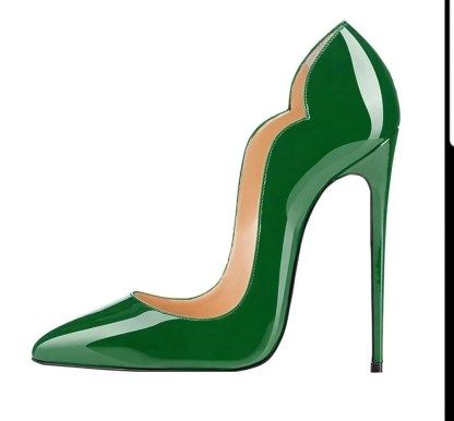 The Ferago Celine Pumps New 4