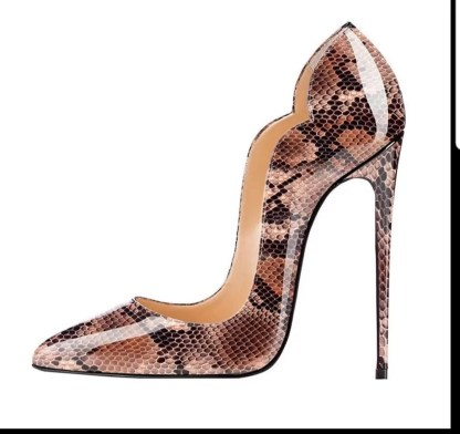 The Ferago Celine Pumps New 7