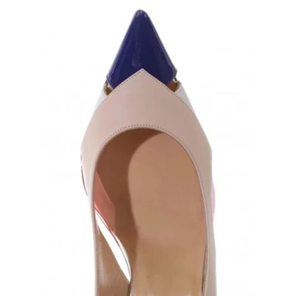 The Ferago Nana Slingbacks 4