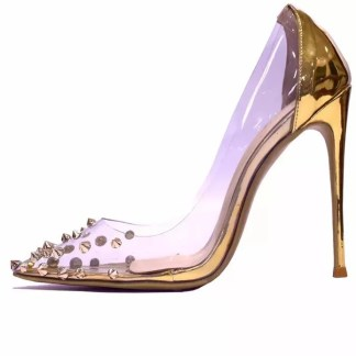 The Ferago Perspex Pumps 1