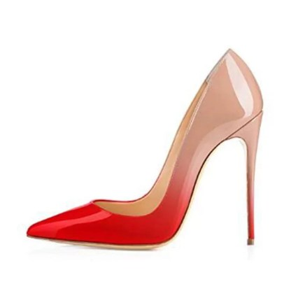 The Ferago Faded Pumps 7