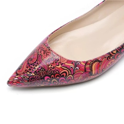 The Ferago Flowery Flats 3