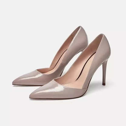 The Ferago Pointed Toe Pumps 1