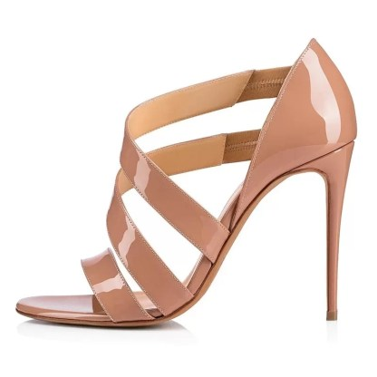 The Ferago Pump Sandals 5