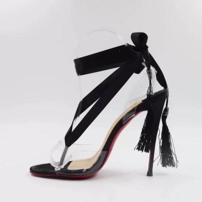 The Ferago Tassel Sandals 2