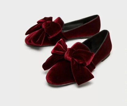 The Ferago Velvet Loafers 2