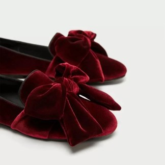 The Ferago Velvet Loafers 3