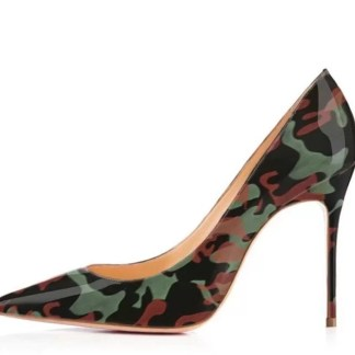The Ferago Camouflage Pumps 1