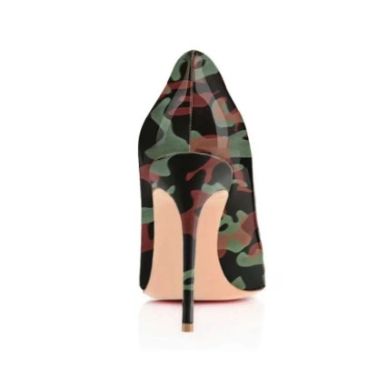 The Ferago Camouflage Pumps 3