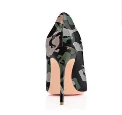 The Ferago Camouflage Pumps 5