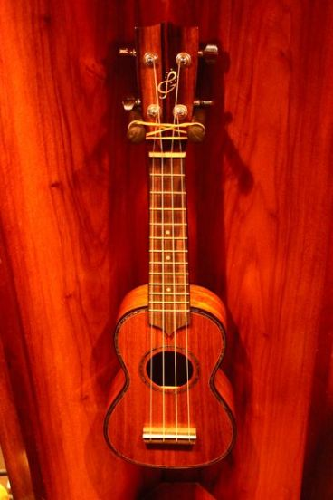 All Narra Soprano Ukulele